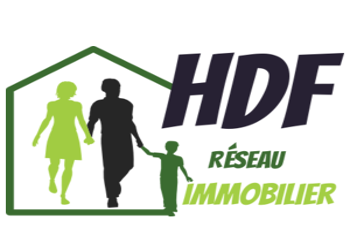 Logo HDF Immobilier